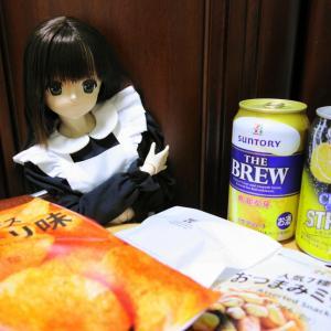 セブンイレブン【お酒&おつまみ】と自炊?【たぬき奴】千べろだ~~~!