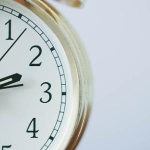 約束の期限と忍耐の限界