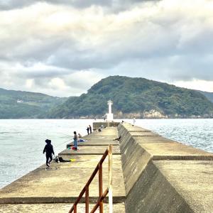 【音海大波止】ショアジギング青物・根魚・イカが狙えるスポット