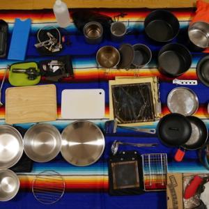 調理器具の収納