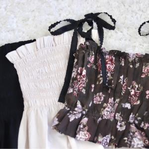 色違いで購入した、プチプラワンピ【H&M購入品】