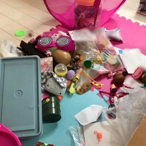 意外な結果だった子供部屋の大掃除