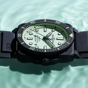 男心をくすぐり身に着けたくなる時計ブランド:ベル&ロス