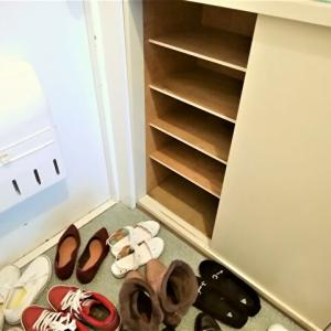 靴箱をキレイにして運気アップ!