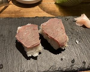 焼き肉と南蛮漬け