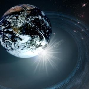 今日もどこかで地球を回している