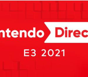 2021.6.15 深夜1時より「Nintendo Direct   E3 2021」を放送します。 任天堂HPより
