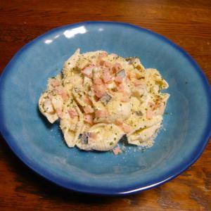 まだ続く、暑い季節におすすめ『夏野菜マリネ』で冷製パスタ③クリームソース