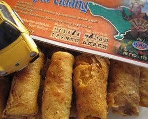 インドネシアのスナック菓子 & パイクカー検定Q85