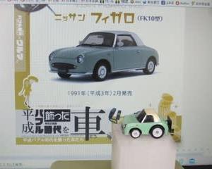 平成バブル時代を飾った車たち & パイクカー検定Q98