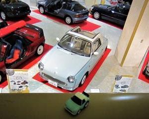 日本自動車博物館のフィガロ & パイクカー検定Q103