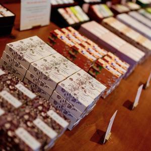 【お土産】ソウルのお洒落な羊羹専門店 「金玉糖/(クムオッタン)금옥당」
