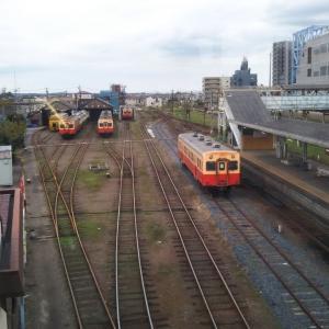 昨日の小湊鉄道を撮影