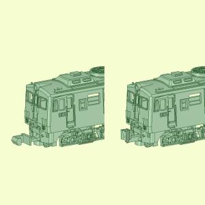 カプラー改善計画【16号車】DF50とロクハンカプラー