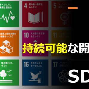 【ビジネスマンとして知っておきたい用語】SDGs(エス・ディー・ジーズ)
