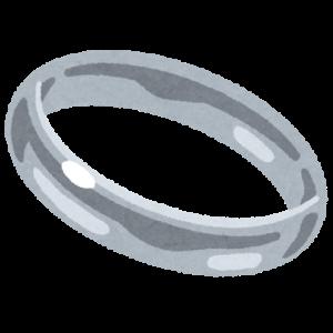 結婚指輪のサイズは難しい