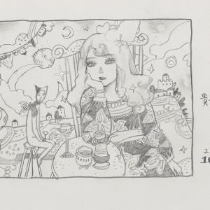 20201018絵日記 「日記絵、途切れて気楽になる。」