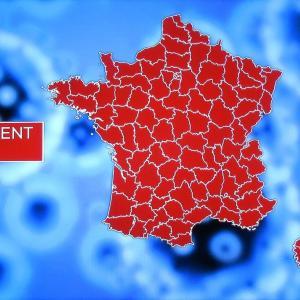 フランス全土で再びロックダウン