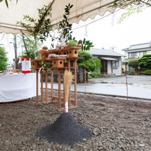 三島市の二世帯住宅、密着ブログを始めます!