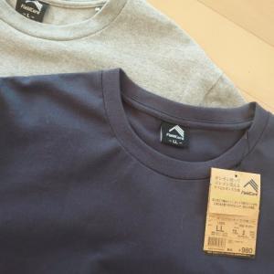 ワークマン ヘビーウェイトコットンオーバーサイズTシャツを買い足し。あれこれ考えずにマストバイ!