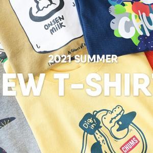 チャムスのTシャツを着てハッピーに!おすすめTシャツ10選![2021年版]