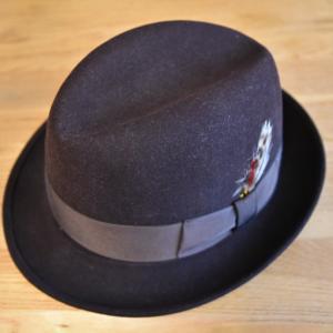 よいもの #97中折れソフト帽 - Park Royal とBailey | アメ横の帽子専門店ニシムラ