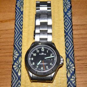 よいもの #52.4 時計 - FORTISゼンマイ交換 | そして時計業界を謂う