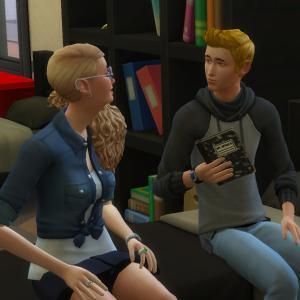 大学生トラヴィスと迷子のルームメイト