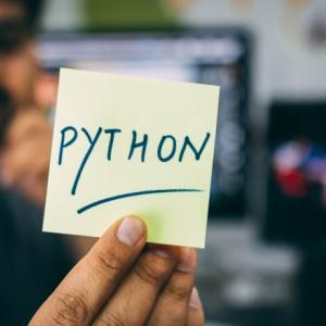 独学でプログラミング言語「Python」を勉強する方法