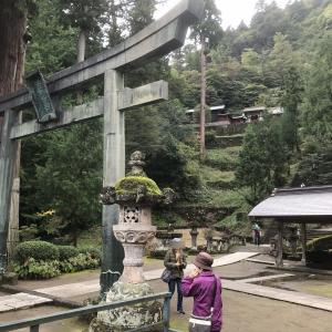<軽井沢>またまた妙義神社へ。