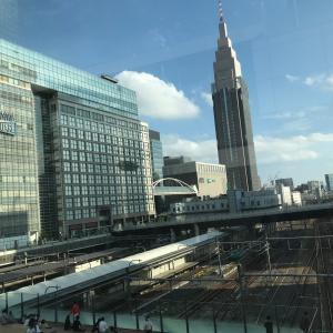 新宿、活気が戻ってきた。