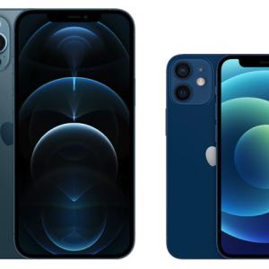 もうすぐ発売のiPhone12miniとiPhone12ProMax、おすすめなのはどれ??