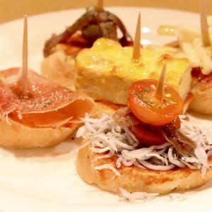 【食べあるき】BUENA COSTA(ららぽーと沼津)〜フードコートの中の本格スペインバルでピンチョスをいただく