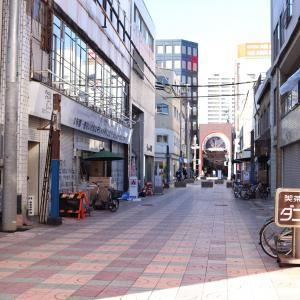 【おでかけ】沼津新仲見世商店街のアーケードが撤去。一気に変わった街の景色を見に行ってみた