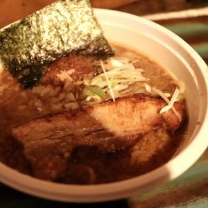 【食べあるき】麺屋台 かじまや(伊豆の国市)〜金曜と土曜の夜だけ現れる超レア屋台ラーメン