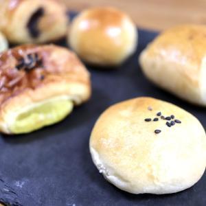【テイクアウト】サンドール くすの木(伊豆長岡駅)~3個150円、よりどり選べるミニパンが可愛くて美味しい!昔ながらのパン屋さん