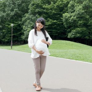 妊娠後期の運動/どれくらい?目安は??