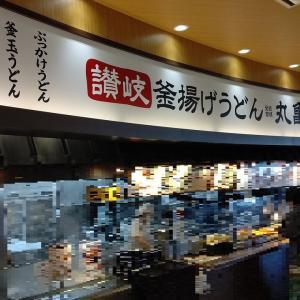 【丸亀製麺】タル鶏天ぶっかけ 冷