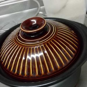 土鍋でゴハン