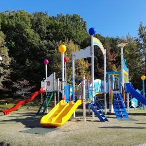 岩国遊び場☆長山公園