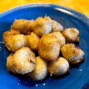 里芋の小芋