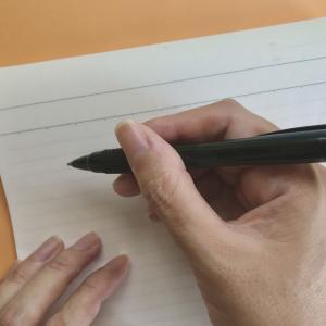 【手で書く】という楽しみ 写経、カリグラフィー