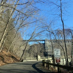ニューヨークの水源!クロトンダムとクロトンコージ公園