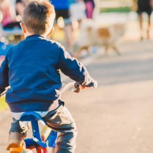 ストライダーはやっぱりすごい!アメリカの子供用自転車事情