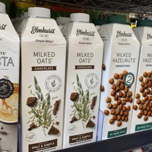 チョコレート味が意外におすすめ!アメリカで人気のノンデイリーミルクとは?