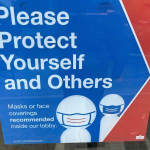 マスクなしの人が増えてきた?No Mask, No Entryのサインが消えたニューヨークの様子