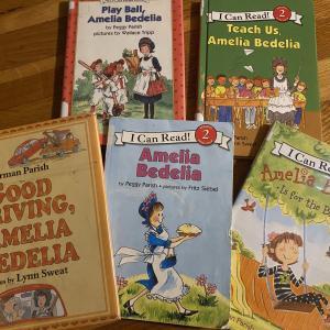 おすすめの英語絵本!アメリア・べデリアで子供と楽しくイディオムを学ぼう