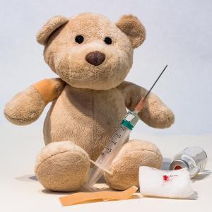 予防接種は4種類?!アメリカの4歳児健診