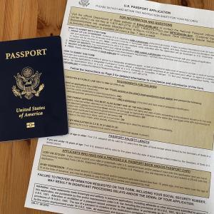 コロナの影響で手元に届くまで最長18週間!アメリカのパスポートの申請方法