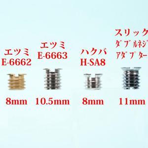 [比較レビュー] 国内メーカーのカメラネジ変換アダプター4種